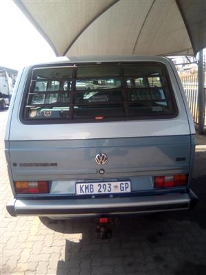 1988 VW Caravelle 2.0BiTDI