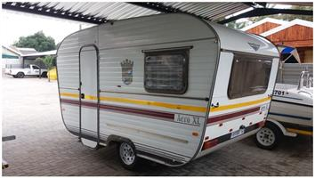 Jurgens Expo Caravan for sale