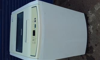 10kg  samsung  Top load washing machine