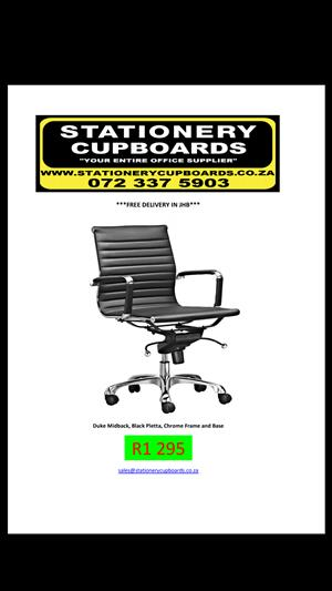 Duke midback office chair