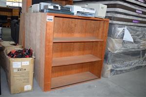 Large 3 tier shelf cabinet for sale