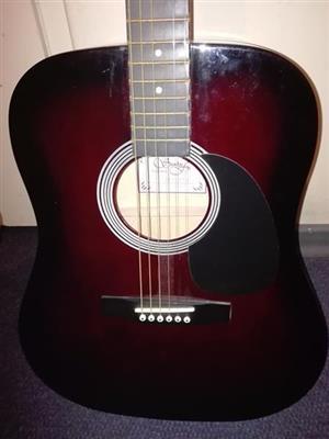 Acoustic Guitar Sante Fe