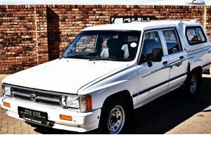 1997 Toyota Hilux single cab HILUX 2.0 VVTi S P/U S/C