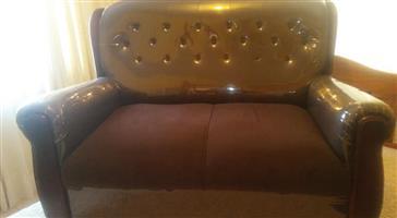6 Seater lounge set.