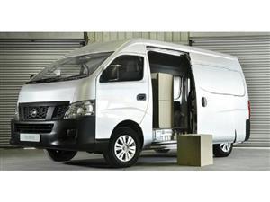 Panel Van for hire