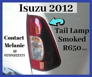 Isuzu KB300 & KB250 2012 replacement parts for sale