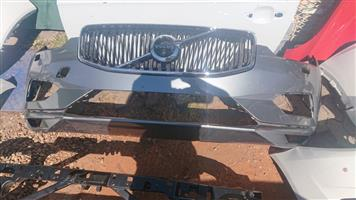 Volvo Bumper and Grill for sale