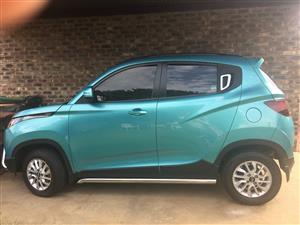 2016 Mahindra KUV100 1.2 G80 K8+