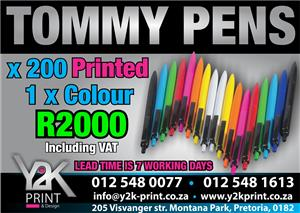 Tommy Pens