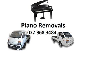 Piano removal specialist Johannesburg 0728683484