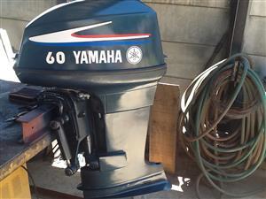 Yamaha 60 outboard engine