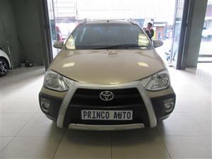 2015 Toyota Etios sedan 1.5 Sprint