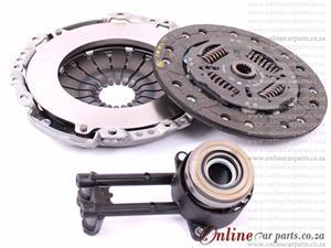 Ford Fiesta 1.3i 98-03 1.6 RSI 00-03 1.4 01-14 RoCAM Fiesta 1.4 01-08 200mm 17 Splines Clutch Kit