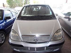 2002 Mercedes Benz 190
