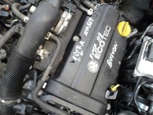 OPEL Z14XEP ENGINE R12950