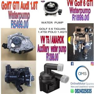 VW Waterpumps Available