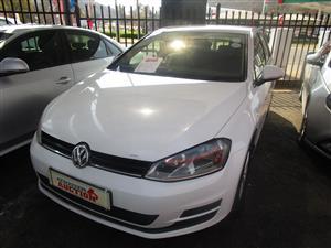 2014 VW Golf 1.0TSI Comfortline