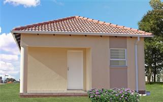 Brand new home with an affordable price tag!