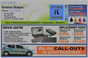 ESSENTIAL IT SOLUTIONS