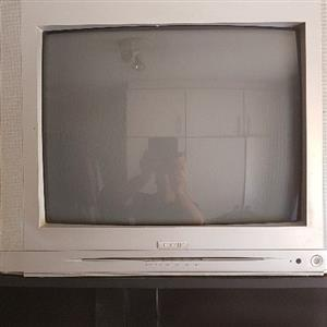 LOGIK  colour  Television with  remote.