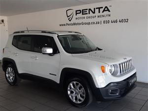 2019 Jeep Renegade RENEGADE 1.4 TJET LTD