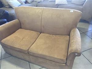 2 Seater Sofa in Brown