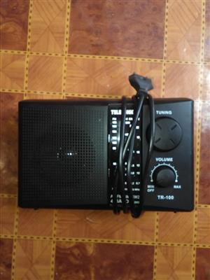 Radio te koop