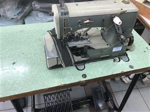 Rimoldi coverseam machine ( Africa Sewing Machines )