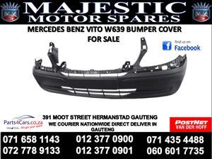 Mercedes benz W693 bumper for sale