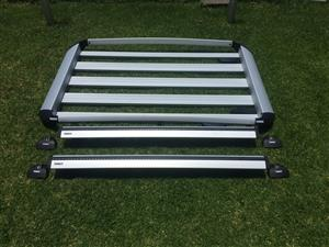 thule roof rack and mounts