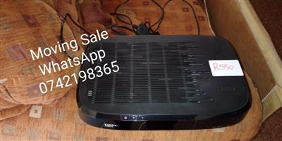 DSTV Decoder for sale