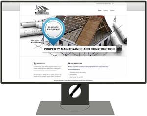 Professionally designed responsive (mobile-friendly) website from only R1500