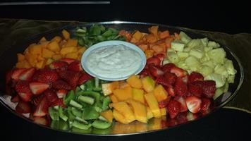 Catering Platter fruit baskets & more  We make anything from Picnics, to Corporate Functions No occasion is too Intimate or too Grand