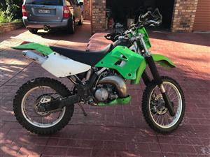 2005 Kawasaki KDX200H