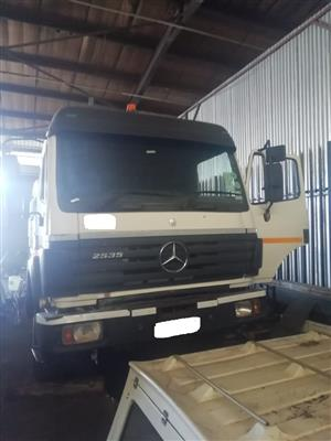 Used 1994 Mercedes Benz 2535 Powerliner for sale