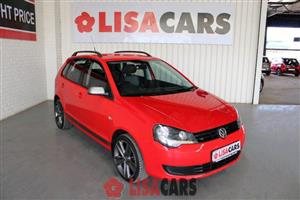 2013 VW Polo Vivo 5 door 1.6 Maxx