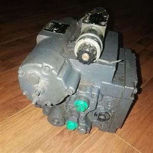 bomag hydraulic pump