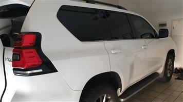 2019 Toyota Land Cruiser Prado PRADO VX L 3.0D A/T