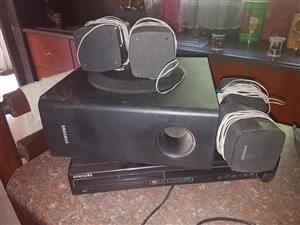samsung sound en sansui tv