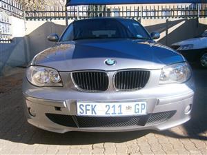 2005 BMW 1 Series 116i 5 door