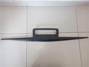 FORD RANGER T6/T7 TAILGATE MATT BLACK TRIM SET PRICE R395 (FREE FITMENT)