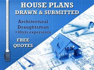 HOUSE PLANS - Architect - BUILDING PLANS