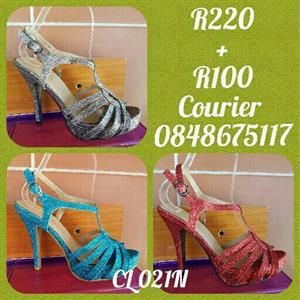 Ladys Heels CL 021 N