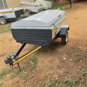 venter 6foot trailer good condition