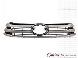 Toyota Hilux GD6 16- Front Main Grille