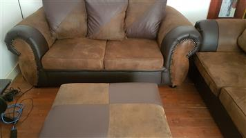 Leather Couches GREAT condition for sale