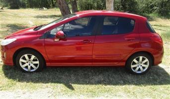 2010 Peugeot 308 1.6 Premium