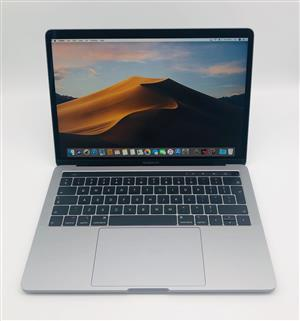 2018 Apple MacBook Pro 13-inch 2.3GHz Quad-Core i5 (Touch Bar, 256GB, Space Gray) - Pre Owned