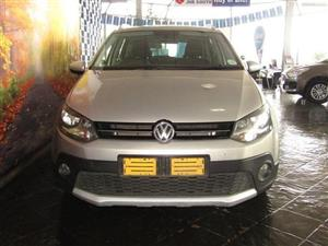 2012 VW Cross Polo 1.4TDI