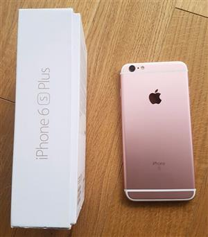 Apple iPhone 6 Plus New- 32GIG - Rose Gold in Box